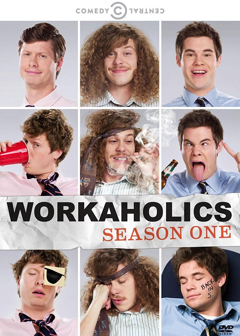 工作狂 第1季