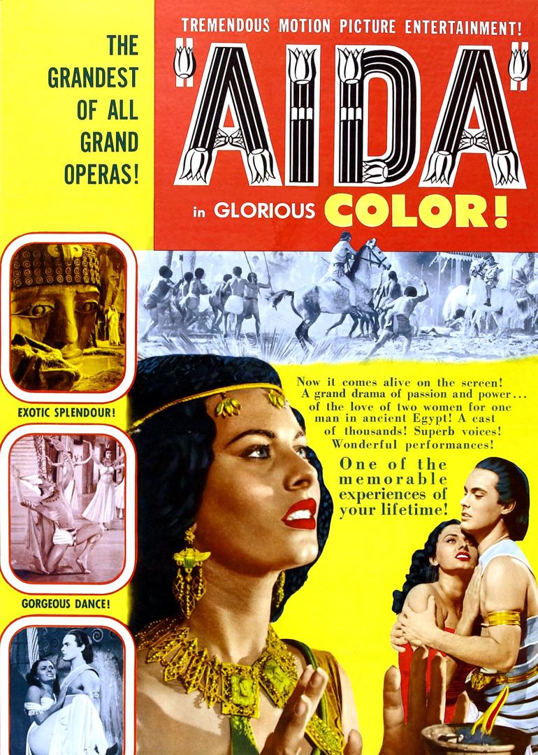 《阿依达》在线观看