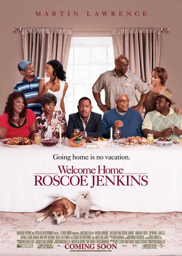 欢迎回家,罗斯科·杰金斯