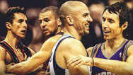 不要犹豫把球给我!罗斯冷血三分利落命中_NBA全场集锦
