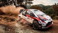 2020WRC瑞典站SS7:埃文斯连赢3赛段领跑_WRC世界拉力锦标赛